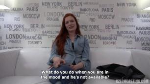 Czech Casting Nikola 9303 Very Tight Pussy Porn Videos