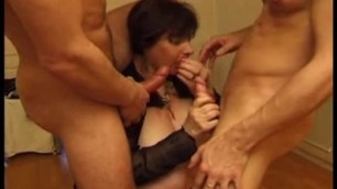 French matures dating for hard anal in amateur group sex