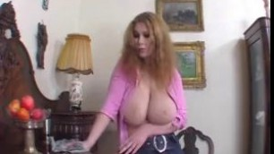 Busty Terry Enormous Huge Tits