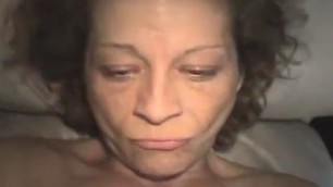 Brunette Street Whore Sucking Dick And Fucked POV