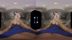 BaDoinkVR.com Nymho Brunette Teen Alina West Gets Fat Cock