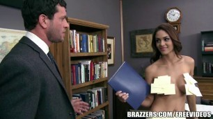 Busty Latina Simi Caro Office Banged By Boss
