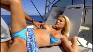 Sandra Russos Revenge On The Boat