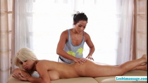 MILF Bridgettes pussy gets sucked by Morgans pervy tongue
