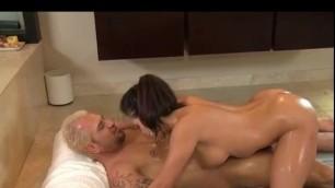 Asian Nuru Massage Girl Mia Lelani With Huge Tits Fucked Hard