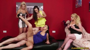 Lois Loveheart Queenie C Samanta Blaze And her girlfriends