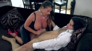 German Woman With wild thoughts get on his cock