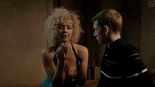 Maggie Gyllenhaal Topless and Blowjob Scenes The Deuce