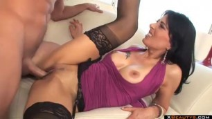 HD Mature Milf Mommy Zoey Holloway Stockings Out Fucking
