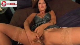 Awesome Zoey Holloway In The Bedroom For Only You