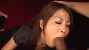 Horny Japanese girl Saki Kataoka in Amazing POV Couple Sex clip