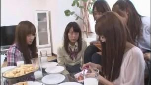 Exotic Japanese whore Rena Konishi Chika Arimura in Best Hairy Compilation Sex video