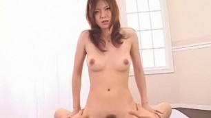 Exotic Japanese model Chika Nakamura in Crazy POV DildosToys Sex video