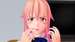 Hentai porn animated big tits Hentai Working