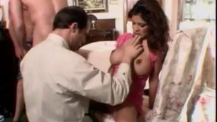 Alexis Amore She got her face fucked