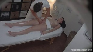 96 anal Anita 1541 girl moisturize the body with oil and fuck czechmassage