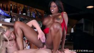 Diamond Jackson and Simone Sonay Aching for Deep Anal