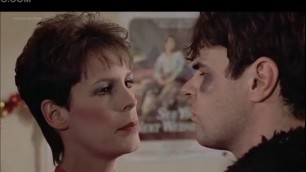 Beautiful Jamie Lee Curtis Nude Scenes From Trading Places