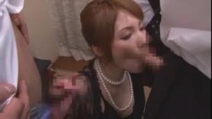 Hottest Japanese slut in Best Cumshot Facial Sex movie