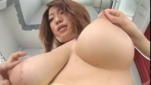 Best Japanese model Mio Kuraki in Incredible Wife Big Tits