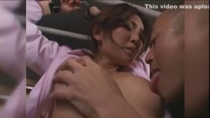 Crazy Japanese slut Misuzu Shiratori Misa Yuuki Yumi Kazama in Hottest BDSM