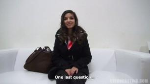 CzechCasting E0404 NIKOLA 7744 young woman ready to film some porn