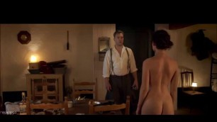 ute Brunette LILY JAMES NUDE SEX SCENE FROM THE EXCEPTION