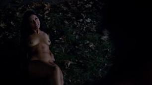 Alexandra Breckenridge nude Janina Gavankar nude Sexy scene True Blood s04e02 2011