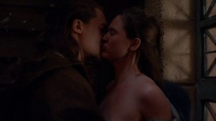 Wondrous Emily Cox nude The Last Kingdom s01e02 03 2015