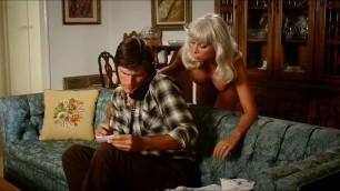 Angelique Pettyjohn nude Loren Crabtree nude Sexual scene Biohazard 1984