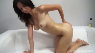 CzechCasting e0717 marcela 1451 amazing video with the sexy brunette