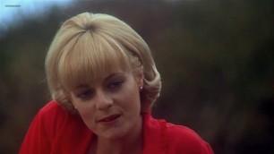 Appealing Blonde Lisa Blount nude Dead Buried 1981