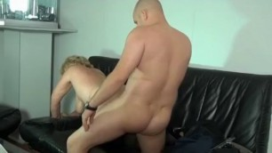 Crazy BBW fuck my Pussy Stockings adult scene