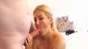Hot Blonde Babe Gets Pounded Behind Doggie Style