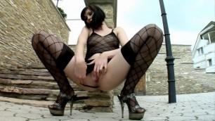 Exotic Girl Milka Manson in crazy big dick anal sex movie