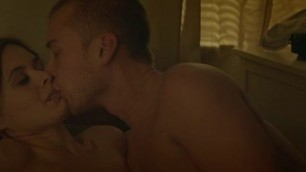 Augie Duke nude Nadia Hilker nude topless in sex scene Spring 2014