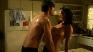 Ana Alexander nude Augie Duke nude in sex scene Chemistry s01e12 2011