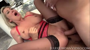 Lexi Lowe Manuel DPs Them All 4 Big Cocks Double Anal Double Penetration Gonzo Threesomes