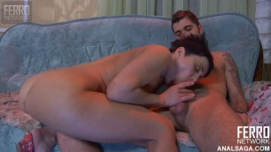 Viola And Marcus Anal Saga anal sex MILF russian brunette