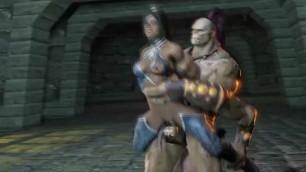 Mortal Kombat Girls PMV 3D
