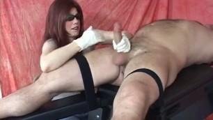 severe milking her lover