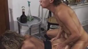 Smalltit Blonde MILF Helen Sucking And Fucking Fat Cock