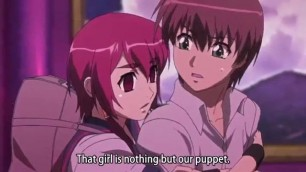 Porn cartoon Koutetsu no Majo Annerose Episode 3