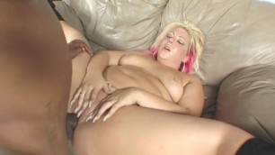 Pink XXX is a blonde slutty bbw who loves cock PornDig