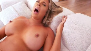 Samantha Saint Ready For The Biggest Ebony Dick Of Her Life
