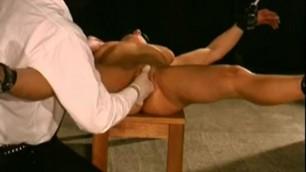 Pussy Torture bondage