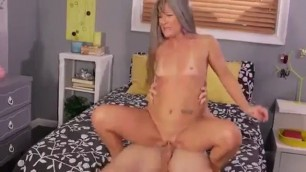 Leilani lei flexible skinny woman