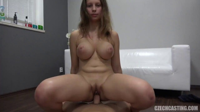 Otngagged monster dick housewife casting