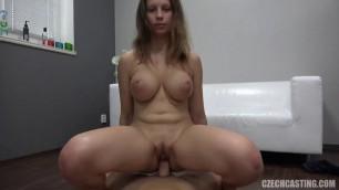 Czech Casting Sandra 3580 Wife Fuck Monster Cock