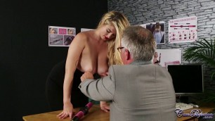 Megan Clara Huge Tit Facial